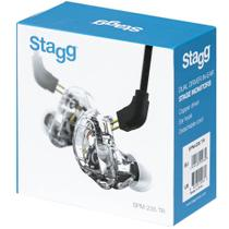 Fone In Ear Stagg SPM 235 TR Stage Monitor Dual Driver -