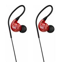 Fone in ear Vokal E40 vermelho -