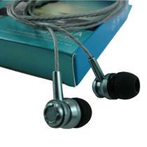 Fone intra auricular para ouvir musica no celular - fon-2177d - Inova