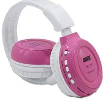 Fone Onida ON-12F Bluetooth Rosa