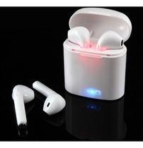 Fone Ouvido Bluetooth I7s 4.2 Par Tws Sem Fio Case Base  com 1 Ano de Garantia - Casa e costura