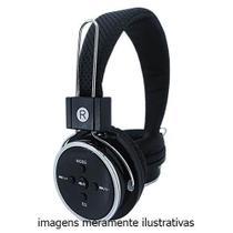 Fone Ouvido Bluetooth Sem Fio Chamada Micro Sd Fm Mp3 B05 - B-05