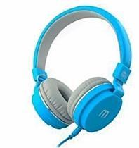 Fone Ouvido Favix F2023 P2 Colorido Com Microfone AZUL -