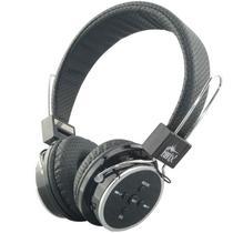 Fone Ouvido Favix Fx-b05 B05 Sem Fio Bluetooth Sd Card Fm Preto Original -