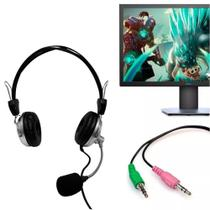 Fone Ouvido Gamer Headset Microfone Sy301 Pc - Rpc
