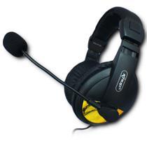 Fone Ouvido Headphone Gamer Microfone Articulado PC Jogos - Kp-320