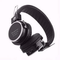 Fone Ouvido Headphone Sem Fio Bluetooth Micro Sd Fm P2 B-05 -