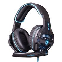 Fone Ouvido Headset Gamer B-max 219 7.1 Usb Ps3 Ps4 Not Pc