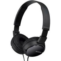 Fone Ouvido Preto Sony Mdr- Zx110 Headphone