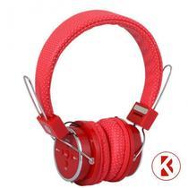Fone Ouvido Sem Fio Bluetooth Celular P2 Usb Fm Micro Sd - wireless