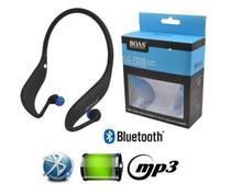 Fone Ouvido Sem Fio Bluetooth Mp3 Player Rádio Fm - Personal Sports
