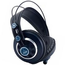 Fone profissional Semi-aberto Over-ear, ideal para Monitoramento de estúdio  AKG  K240 MKII -