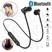 Fone  Xt11 Com Bluetooth Sem Fio Magnético compativel LG K11 Samsung A20 J4 J5 A10 - 0079000084525