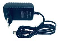 Fonte 12v 2A Bivolt Estabilizada CFTV Fita Led Som Auto Camera  com plug P4 - Importador Rahadled