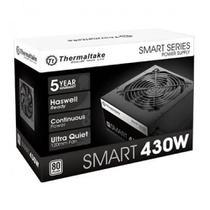 Fonte 430w Thermaltake Smart Atx2.3/a-pfc 80+white -
