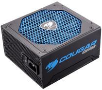 Fonte 500W Cougar CMD - Cougar UIX - Sensor TSR - Modular - 80 Plus Bronze - CGR BD-500 -