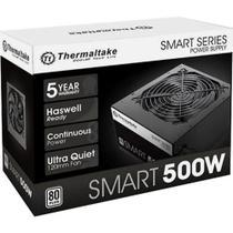 Fonte 500W TT Smart ATX2.3 80+ WHITE PS-SPD-0500NPCWBZ-W* - Thermaltake
