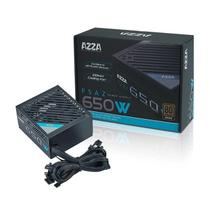 Fonte 650w 80 Plus Bronze Pfc Ativo gamer  PSAZ-650W Azza -