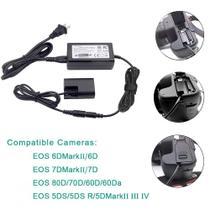 Fonte Ack-E06 Canon 60D 70D 5DSR 6D 7D Mark I I Mark I I I - Rld
