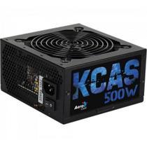 Fonte Aerocool 500w Kcas 80 Plus Bronze Atx Kcas-500w -