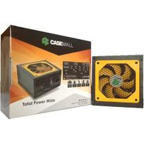 Fonte ATX 500W 4+4pinos Total Power Wide ALL-500TPW Casemall -