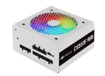 Fonte Atx 550w, Cx550f Full Modular, RGB, White, 80 Plus Bronze - CP-9020225-BR - Corsair