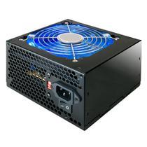 Fonte ATX 600W 24 Pinos 2 Sata High Power Mymax Led Azul (MPSU/FP600W) -
