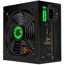 Fonte ATX 650W Gamemax GP650 80 plus Bronze Pfc Ativo OEM - GP650 -