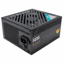 Fonte atx 750w azza psaz-750w rgb 80plus bronze -