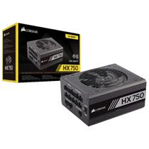 Fonte atx 750w - hx750 full modular - 80 plus platinum - sem - Corsair