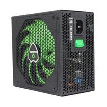 Fonte Atx Gamemax Gm600 600w 80plus Semi Modular -