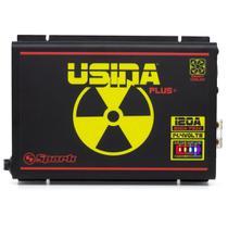 Fonte automotiva carregadora Spark Usina 120a Bater Meter Bi-Volt Smart Cooler - Usina Spark