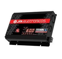 Fonte Automotiva Digital e Carregador 60 AMP JFA -