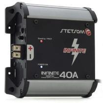 Fonte Automotiva Digital Stetsom Infinite 40a 14.4 V - Bivolt -