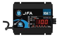 Fonte Automotiva Jfa 10A Sci Com Voltímetro -