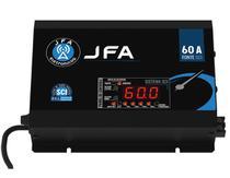 Fonte Automotiva Jfa 60a Slim Bivolt Voltímetro Digital Som -