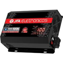 Fonte Automotiva JFA New F100A Sci Slim - 14.4 V - Bivolt