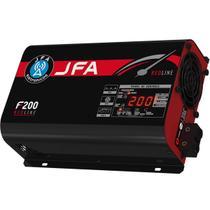 Fonte Automotiva Jfa Nova Lançamento 200a Redline Digital -