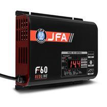 Fonte Automotiva JFA Redline F60 60A 900W Bivolt Display LED Voltímetro e Amperímetro -