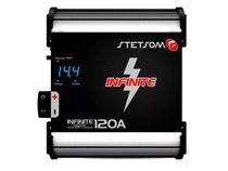 Fonte Automotiva STETSOM Infinite 120 Carregador Digital -