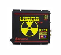 Fonte Automotiva Usina 90a Battery Meter Carregador Bateria -