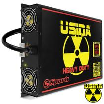 Fonte Automotiva Usina Spark Heavy Duty 400A 5000W Monovolt 220V - Spark usina