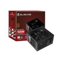 Fonte Bluecase 500W 80 Plus Pfc 8 Pinos Bivolt Automatica -