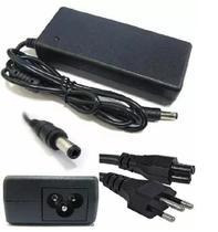 Fonte Carregador 19v 3.42a 65w Para Notebook Megaware Kripton C PLUG P8 -
