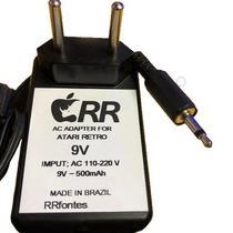 Fonte Carregador 9v Atari 2600 Cce Dactar Retro Bit Todos - RRFontes