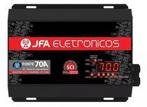 Fonte Carregador Automotiva Jfa 70a Amperes Bivolt Slim -