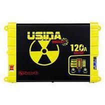 Fonte Carregador Automotiva Usina 120a Plus Battery Meter -