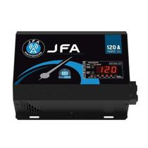 Fonte Carregador Automotivo JFA 120A  C/Carga Inteligente -