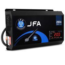 Fonte Carregador Automotivo JFA 200A  SCI C/Carga Inteligent -
