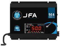 Fonte Carregador Automotivo JFA 50A SCI C/Carga inteligente -